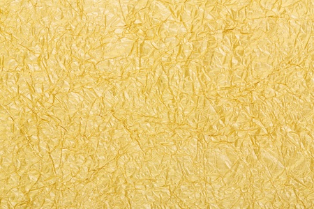 Gold foil seamless background texture photo