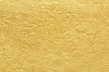 foil: Gold foil background texture