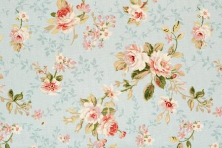 Rose Blumentapisserie, romantisch Textur Hintergrund Standard-Bild - 20200316