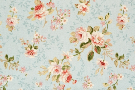vintage background pattern: Rose floral tapestry, romantic texture background