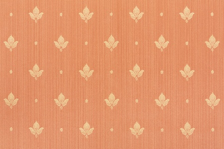 Floral abstract brown wallpaper texture background, high detailed photo