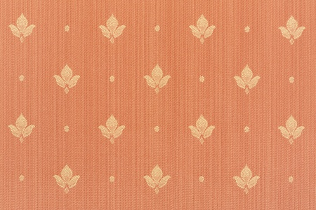 Floral abstract brown wallpaper texture background photo