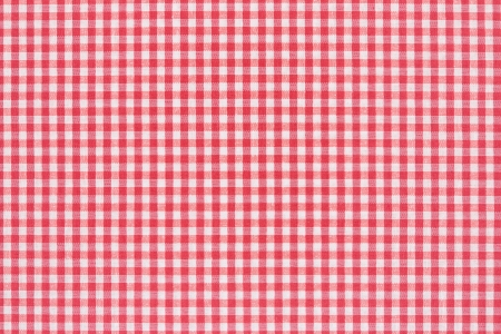weaved: Red and white gingham tablecloth texture background