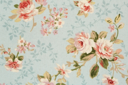 バラの花のタペストリー、ロマンチックなテクスチャ背景 写真素材