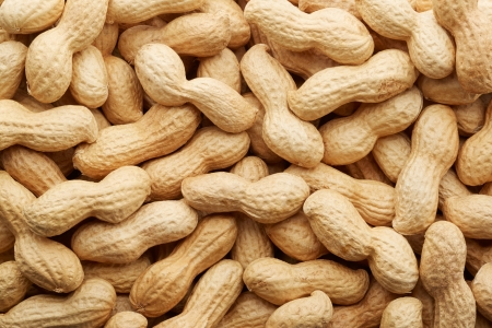 Peanuts in shell texture Stock Photo