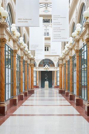 passages: Paris, Galerie Colbert. Typical passages