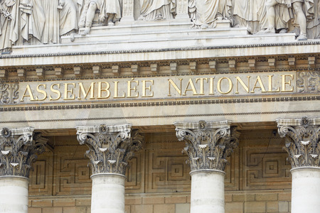 nationale: Paris, Assemblee nationale, French parliament