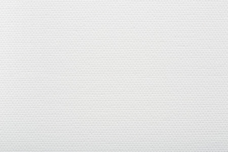 White canvas background, texture for painter