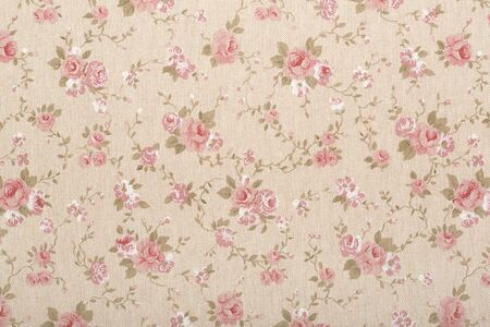 Rose floral tapestry pattern, romantic background