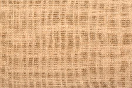 Canvas natural color burlap texture background Standard-Bild