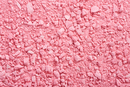 eyes close up: Pink eye shadow powder texture background