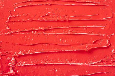 lipstick: Puré lápiz labial de color rojo textura de fondo