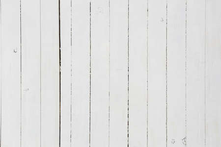 old texture: White, vertical wooden planks texture background