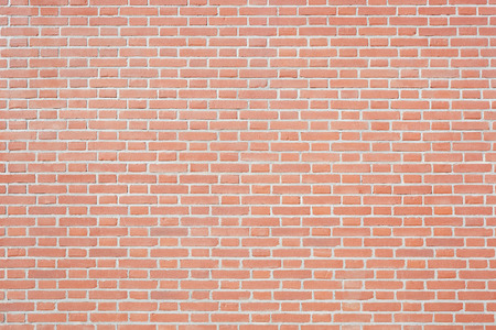 bricks background: New red bricks wall texture background