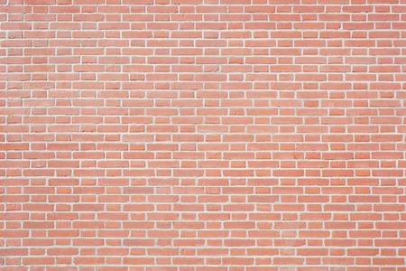 paredes de ladrillos: Nueva pared de ladrillos rojos textura de fondo Foto de archivo