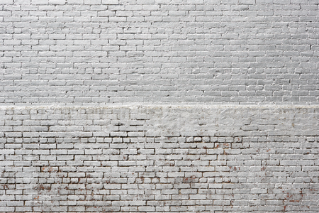 White silver brick wall texture background 写真素材