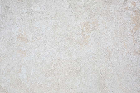 White, beige cement wall, texture background Stock fotó
