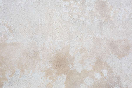 White and beige cement wall, concrete texture background Stock fotó