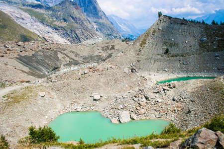 veny: Miage lake