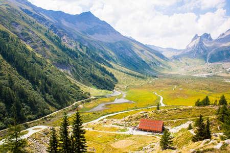 veny: Miage Lake Valley