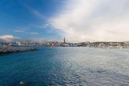 Civitanova Marche seaport