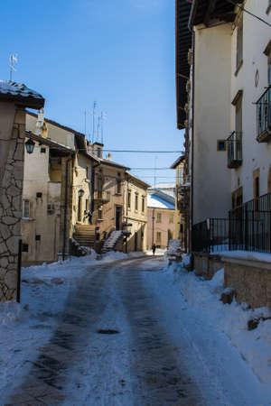 abruzzo: Pescocostanzo square - Abruzzo - Italy