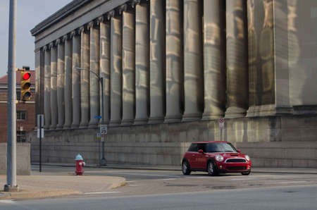 cooper: City reflections from mini cooper