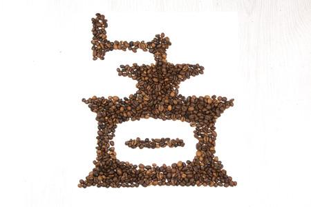 młynek do kawy: coffee grinder Zdjęcie Seryjne