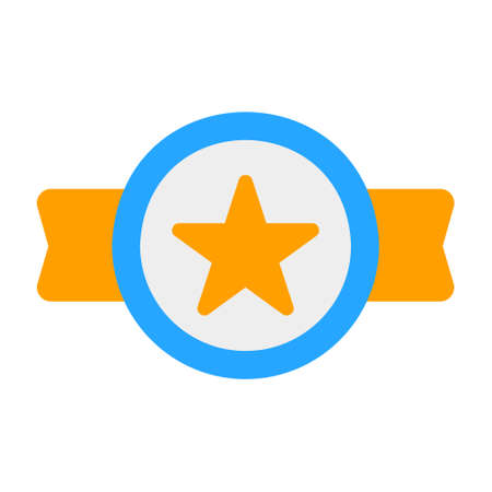 Best Seller icon in flat style for any projects, use for website mobile app presentation