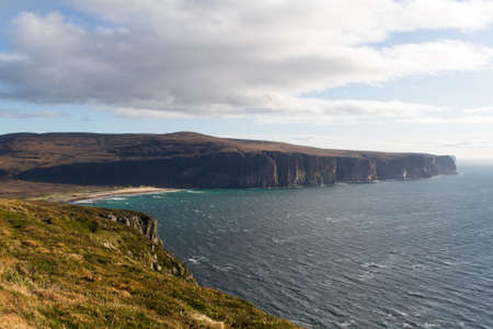 Rackwick bay, Isle of Hoy, Orkney islands, Scotland photo