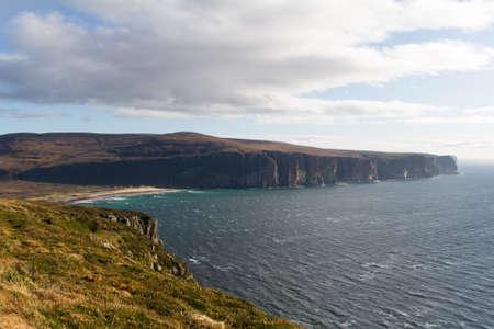 Rackwick bay, Isle of Hoy, Orkney islands, Scotland photo