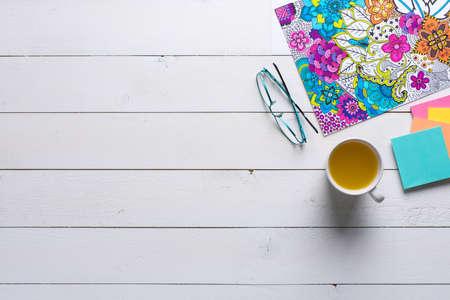 selfcare: libros para colorear para adultos, el estrés nueva tendencia aliviar