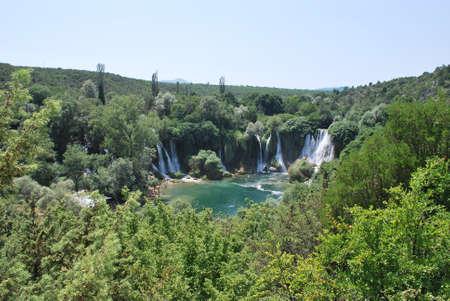 bosna: Bosna un Hercegovina, cascate di Kravice
