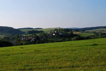 morava: Landscape - Morava - Ujezd