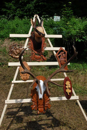 woodcarving: Woodcarving