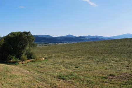 Landscape - Povazie  Slovakia  Stock Photo - 13115459