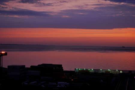 odessa: Odessa - Port Stock Photo