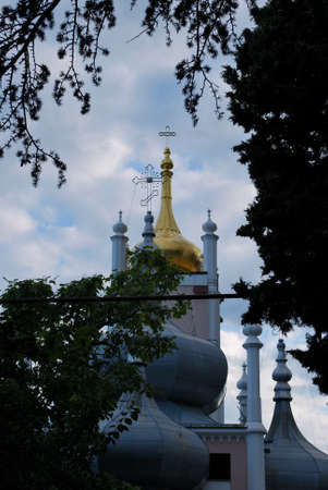 cupolas: Masandra