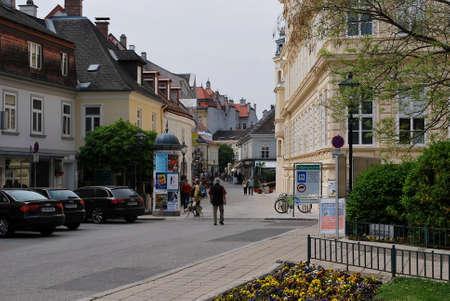 austria: Austria - Baden