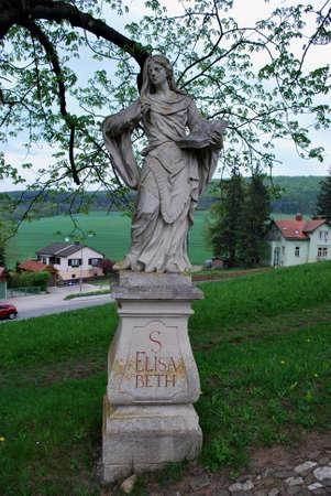 Austria - monastery Heigenkreuz Stock Photo - 37021761