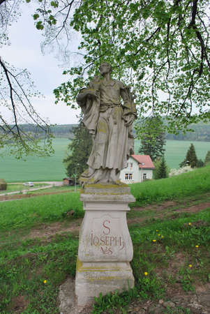 Austria - monastery Heigenkreuz Stock Photo - 37021763