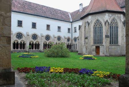 monastery: Austria - monastery Heigenkreuz