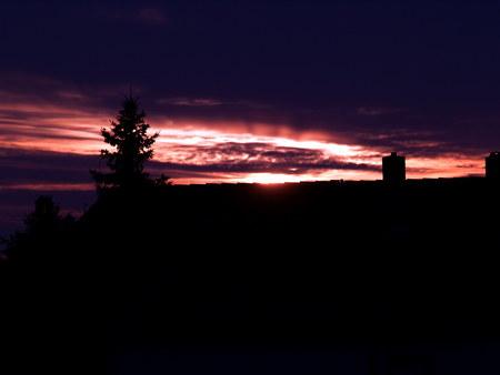 Sonnenuntergang Stock Photo - 65416920