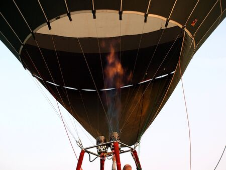 Flames, heat, hot air balloon, heat, hot air balloon, hot air balloon,