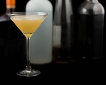 sidecar: Bourbon Sidecar is a cocktail that contains bourbon, triple sec and lemon juice