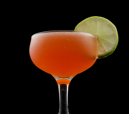 Scarlet O'Hara is a cocktail that contains Southern Comfort, cranberry juice and lime juice