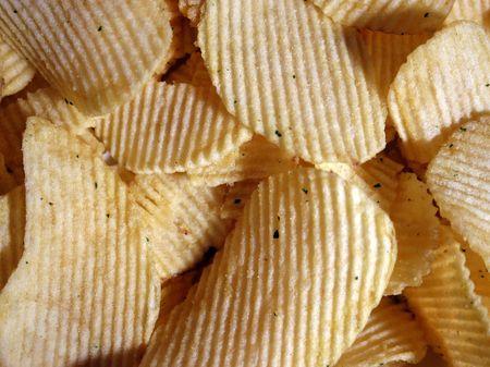Chips de fond.