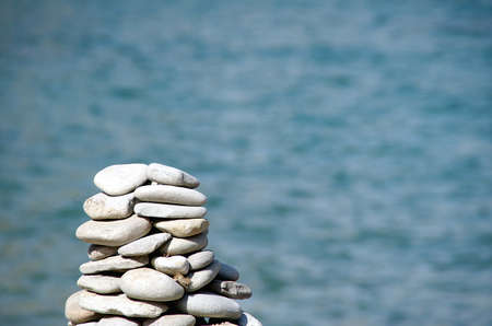 Cairn by the Sea