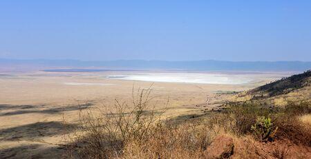 Ngorongoro crater National Park, Safari, East Africa, August 2017, Northern Tanzania
