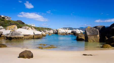 Beautiful Boulders Beach, Cape Town, South Africa
